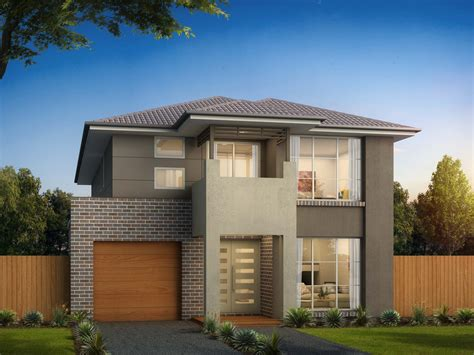 Two Storey Home Designs
