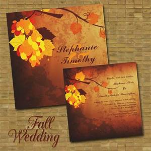 117 best chad and sarah wedding invite ideas images on With diy wedding invitations fall theme