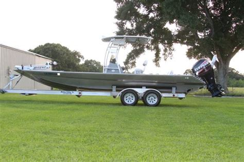 Aluminum Boats For Sale Louisiana Sportsman by 2013 Custom Aluminum Bay Boat Bay Boat For Sale In
