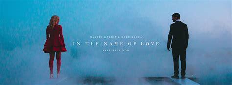 Martin Garrix Vydává Novinku In The Name Of Love