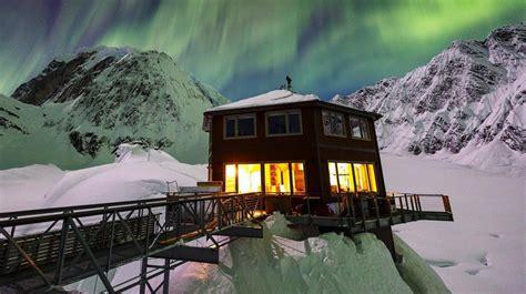 sheldon chalet luxury resort   middle  alaska