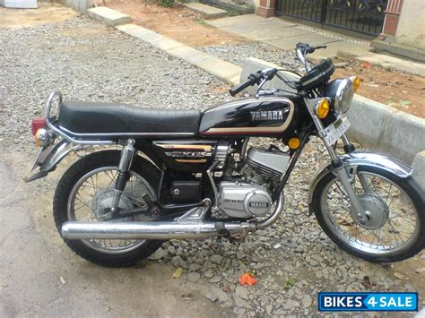 second yamaha rx 135 in bangalore i am selling my rx135 bike black colour price is rs 34