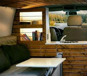 Vw camper ideas campervan interior 24 mobmasker for Truck camper interior ideas