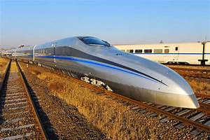 China's new bullet train is world's fastest, smashes ...
