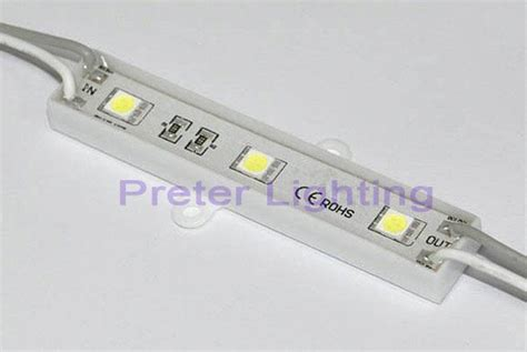 Smd Led Module With 3pcs 5050 Leds (pl-m75w3-hs