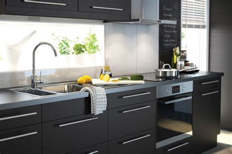 ikea cuisine faktum abstrakt gris ikea kitchen inspirations gallery 13 of 20 homelife