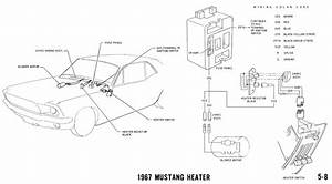 1967 Temp Control Panel Wiring Diagram