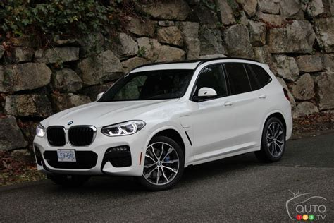 Maybe you would like to learn more about one of these? 2020 BMW X3 xDrive30e Review   Car Reviews   Auto123