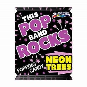 Neon Trees Pop Rocks