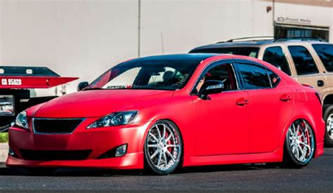 red lexus is 250 2006 ca 2006 lexus is250 manual show car club lexus forums