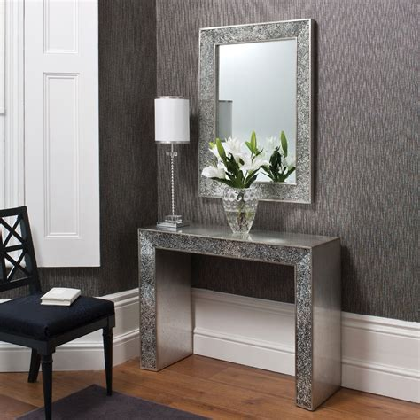all modern console table contemporary console table with mirror ideal