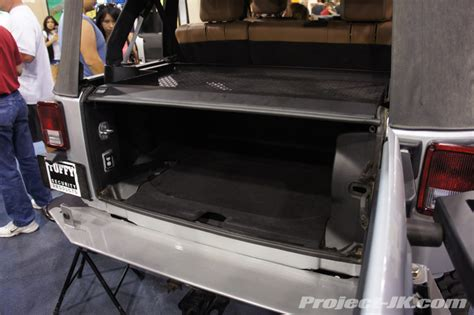 Tuffy Security Deck Jeep Jk by 2011 Road Expo