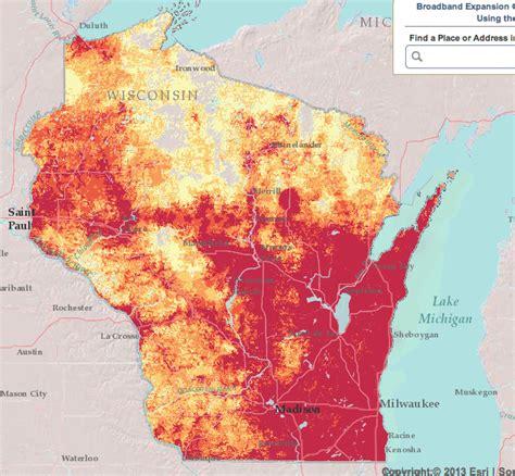 united states  broadband  beautiful maps