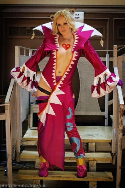 cosplay island view costume gunstarvixen leblanc