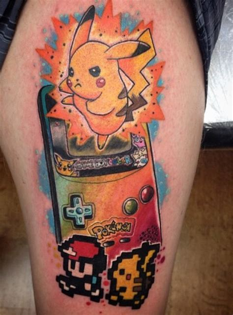 Pooh Tattoo Designs pokemon tattoos designs ideas  meaning tattoos 469 x 634 · png