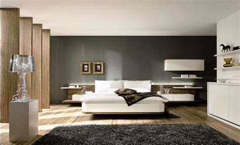 Moderne Schlafzimmer Geben Aussehen Des Perfekte