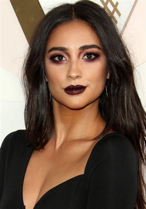 'Muse of the Year' Shay Mitchell in Revealing Dress and ...