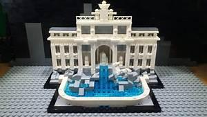 Lego Architecture Trevi Fountain - 21020 - YouTube