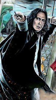 Severus Snape by KylieWoyote on Newgrounds