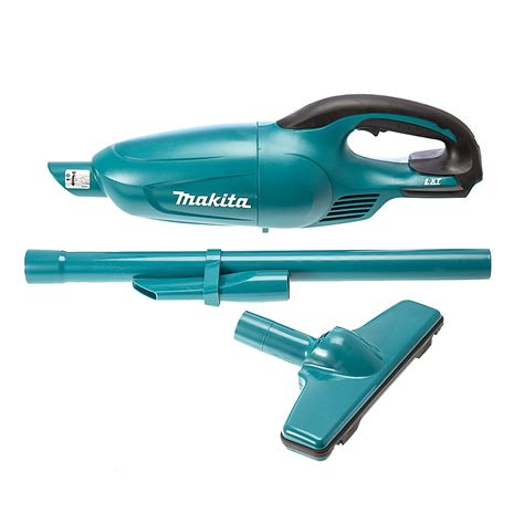 makita dclz  lxt li ion cordless vacuum cleaner body