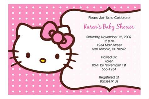 baby shower invitation designs  psd ai