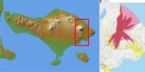 bali volcano eruption mount agung airport dps