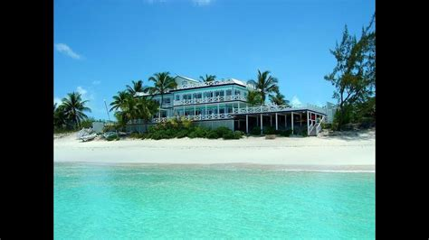 vacation rentals  exuma bahamas bougenvillea house