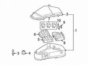 Volkswagen Touareg Fuse And Relay Box  A Component That