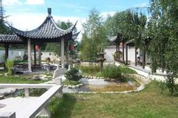 Jardin Yili  78690 Saint Rémy L'honoré  Comme ça De France