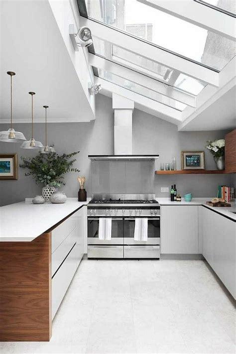 meubler une cuisine la cuisine avec verrière les conseils des spécialistes