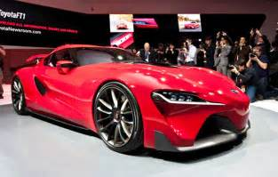 2019 Toyota Ft 1 by 2019 Toyota Ft 1 Review And Rumor Toyota Suggestions