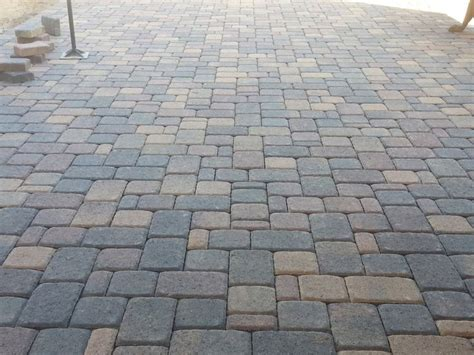 belgard cambridge cobble 3 pavers color is in