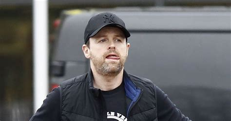 Dishevelled Declan Donnelly looks like he needs his best ...