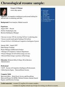 Sales Resume Objective Top 8 Cruise Ship Captain Resume Samples