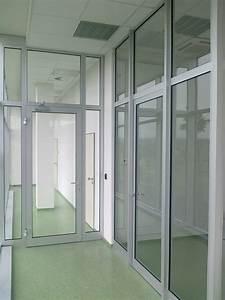 Hliníkové dveře interiérové