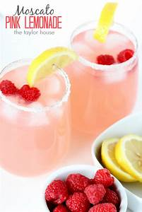 Moscato Pink Lemonade - The Taylor House
