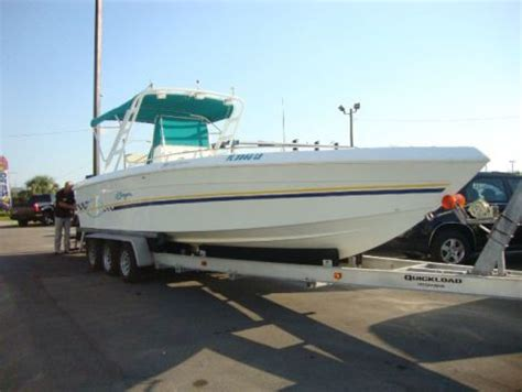 28 Foot Baja Boats For Sale by 2000 28 Foot Agc Baja Fishing Boat For Sale In Pinellas