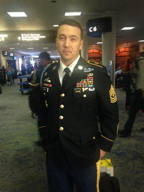 us airways won t hang jacket of heavily decorated soldier