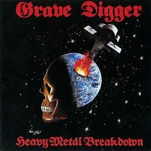 Grave Digger - Heavy Metal Breakdown (Vinyl, LP, Album ...