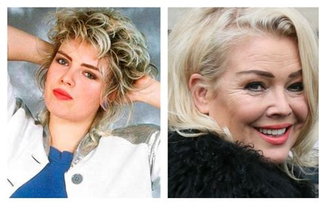 80s Pop Stars Then And Now Vintage News Daily