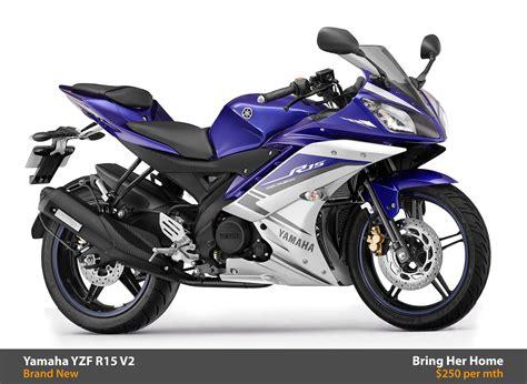 Yamaha Yzf R15 Images