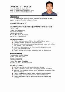 Junrey Updated Resume