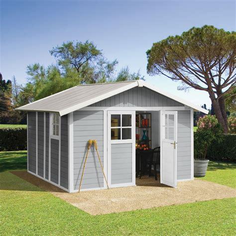 abri de jardin design abri de jardin grosfillex d 233 co 11 zendart design
