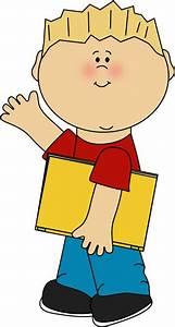 Boy Waving Clipart - Clipart Suggest