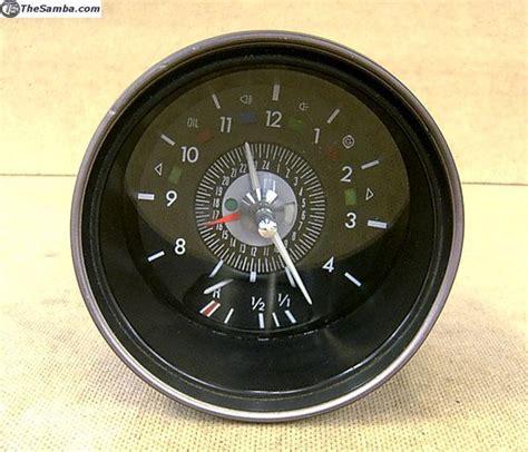 clocks tachograph trip odometers