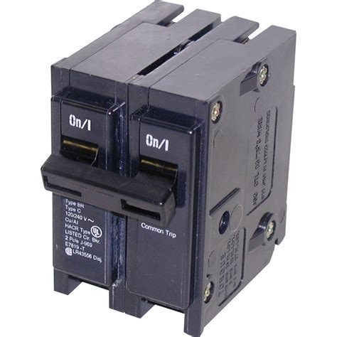 Free Diy Furniture Plans How Eaton Type Br 100 Amp Double Pole Circuit Breaker Lowe 39 S Canada