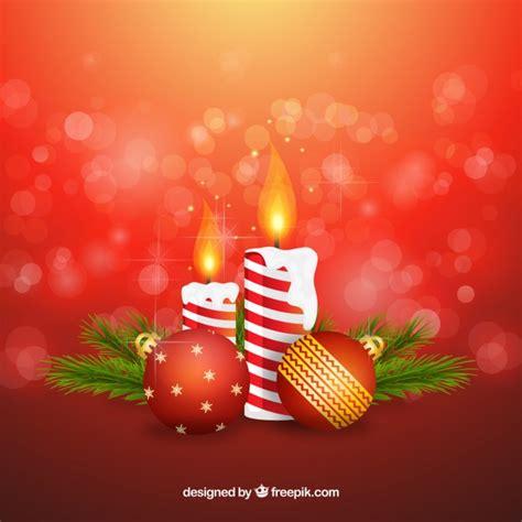 Candele Ornamentali by Sfondo Di Candele Ornamentali Di Natale Scaricare