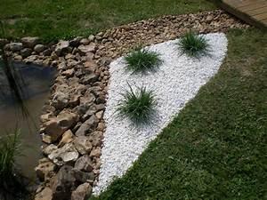 Gravier Pour Jardin : jardin gravier blanc fashion designs ~ Premium-room.com Idées de Décoration
