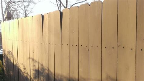 fence pickets warping doityourselfcom community forums