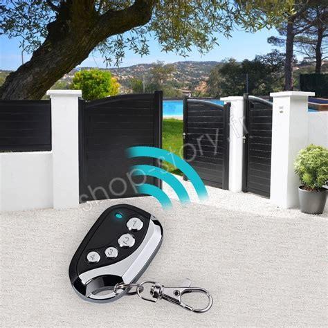le exterieur avec telecommande az remote 9 99 t 233 l 233 commande universelle copieuse portail garage